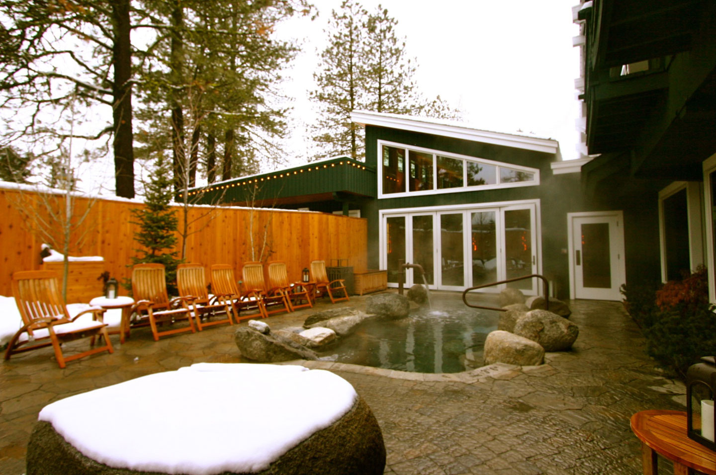 THE COVE SPA AT SHORE LODGE