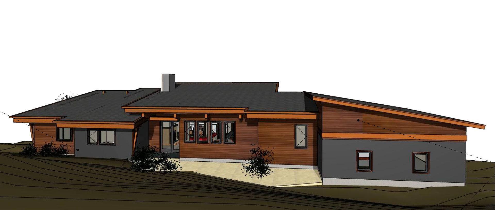Aspen ridge mccall cabin mccall design planning for Aspen ridge