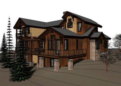 Jug Mountain McCall Home