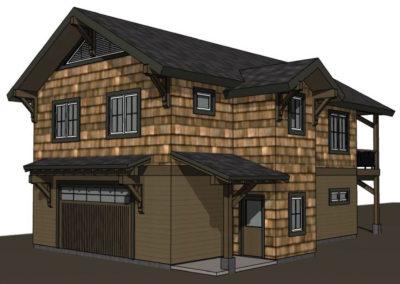 Lake House Accessory Garage (1)
