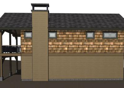 Lake House Accessory Garage (3)