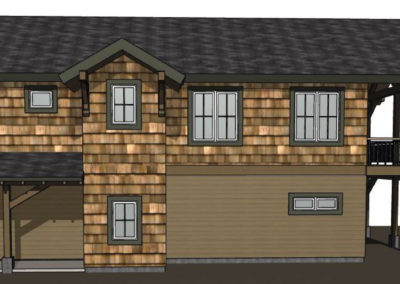 Lake House Accessory Garage (4)