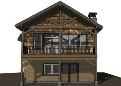 Lake House Accessory Garage (5)